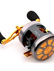 cheap -Fishing Reel Baitcasting Reel 5.1:1 Gear Ratio+10 Ball Bearings Right-handed Freshwater Fishing / Carp Fishing