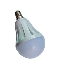 cheap -1pc 3 W LED Globe Bulbs 300 lm E14 E26 / E27 15 LED Beads SMD 5730 Warm White White 9-30 V
