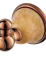 cheap -Robe Hook Creative / Multifunction Modern Brass 1pc Wall Mounted