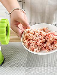 abordables -Acier inoxydable / fer Ustensiles spéciaux Manuel(le) Outils de cuisine Multifonction 1pc