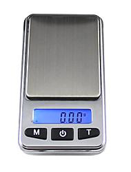 Недорогие -0.05g-300g Портативные Автоматическое выключение Несколько режимов Цифровые ювелирные шкалы Мини-карманная цифровая шкала Семейная жизнь Наружное путешествие