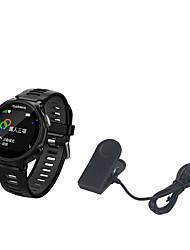 abordables -smartwatch chargeur rapide usb pour vivomove hr / approche s60 / chargeur s20 approche universel