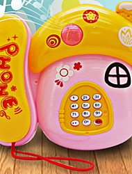 cheap -Reading Toy Toy Phone Relieves ADD, ADHD, Anxiety, Autism Parent-Child Interaction Creative Cartoon Characters Plastic Shell ABS Resin Cartoon 3 pcs Baby All Toy Gift