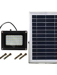 Недорогие -1шт 20 W Свет газонные / Светодиодный уличный фонарь / Солнечный свет стены Водонепроницаемый / Работает от солнечной энергии / Монитор обнаружения движения Белый 5.5 V