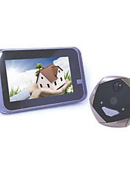 cheap -Factory OEM WIFI 4.3 inch Hands-free One to One video doorphone