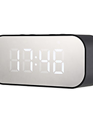 cheap -Portable Alarm Clock Wireless Bluetooth Stereo Speaker LED Display SM2710-1105