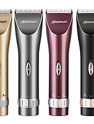 cheap -Dog Grooming Grooming Clippers ABS+PC Clipper & Trimmer Portable Washable Travel Pet Grooming Supplies Red Gold Black