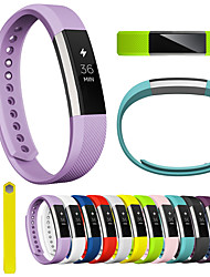 cheap -Watch Band for Fitbit Alta HR / Fitbit Alta Fitbit Sport Band Silicone Wrist Strap