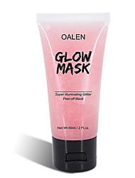 abordables -Acné Masque de soin du visage Humide Hydratation Normal Éclairage Décontracté / Quotidien Pratique Usage quotidien