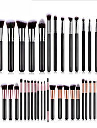 cheap -Professional Makeup Brushes 14pcs Eco-friendly Professional Soft Full Coverage Comfy Wooden / Bamboo for Makeup Set Eyeshadow Kit Makeup Tools Blemish Tools Makeup Brushes Eyebrow Shaping Knife
