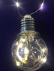 cheap -LED Battery G45 Box Ball Bulb String Lights Garden Home Party Bar Decoration (10 Bulb, 100 LED Beads)