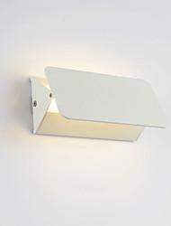 cheap -LED Wall Lighting Livingroom Adjustable Rectangular Wall Light Shell Rotatable LED Wall Sconce White Metal Sconce for Livingroom Entrance Aisle
