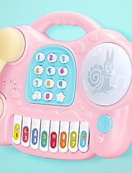 Недорогие -Игрушка для обучения чтению Игрушечные телефоны Сбрасывает СДВГ, СДВГ, Беспокойство, Аутизм Взаимодействие родителей и детей удобный Креатив С мультяшными героями Пластиковый корпус ABS смолы