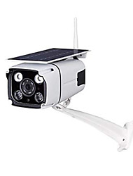 cheap -Solar WIFI camera 2 million outdoor TD-S2-200W 2 mp IP Camera Outdoor Support 64 GB