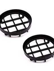 cheap -OTOLAMPARA 1 Pair 4.5 inches Mattle Black KINGKONG LED Work Light Safety Cover