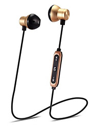 cheap -LITBest M17 Neckband Headphone Wireless Earbud Bluetooth 4.1 Noise-Cancelling Stereo Waterproof IPX7