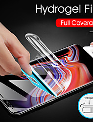 cheap -full cover soft hydrogel film for samsung galaxy note 8 9 s8 s9 plus screen protector for samsung s9 s8 plus s7 edge (not glass)