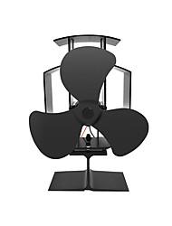 Недорогие -Каминный вентилятор Износостойкий Прочный Высокое качество Другие материалы Повседневный Походы / туризм / спелеология Черный 1 pcs