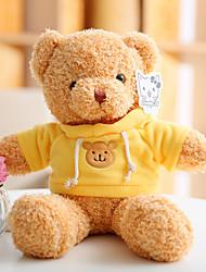cheap -Bear Teddy Bear Puppets Stuffed Animal Plush Toy Cute Fun Boys' Girls' Toy Gift 1 pcs