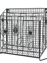 cheap -Metal Creative Home Organization, 1pc Desktop Organizers