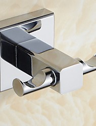 cheap -Robe Hook Creative Modern Metal 1pc - Bathroom Wall Mounted