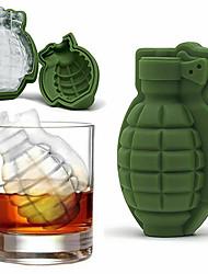 Недорогие -1шт силикагель Cool 3D Своими руками Для приготовления пищи Посуда Формы для пирожных Инструменты для выпечки