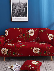 cheap -Sofa Cover Flowering Print Printed Polyester Slipcovers