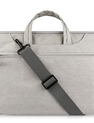 cheap -11.6 Inch Laptop / 12 Inch Laptop / 13.3 Inch Laptop Sleeve / Shoulder Messenger Bag / Briefcase Handbags Polyester Solid Color Unisex Water Proof