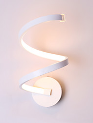 cheap -Mini Style LED Modern Contemporary Flush Mount wall Lights Bedroom Indoor Metal Wall Light 110-120V 220-240V 15 W