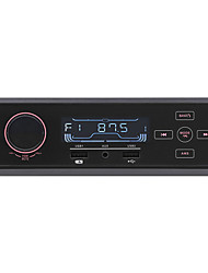cheap -Car MP3 Player USB Bluetooth FM Radio Car Audio Support Charging AUX Input MP3 for universal Support MP3 / WMA