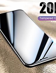 abordables -Couvercle en verre trempé 20d sur le film de verre protecteur d'écran pour iphone xr xs max x pour iphone 8 7 plus 6 6s en verre de protection