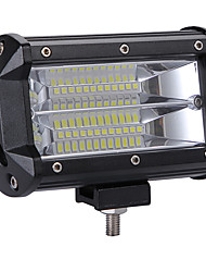 cheap -Professional High Power 240W LED 2 Rows 5inch Work Light Bar Driving Lamp  Color Temperature 6000K Package 1PC