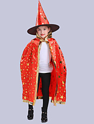cheap -Inspired by Cosplay Hogwarts School of Witchcraft and Wizardry Anime Cosplay Costumes Japanese Cosplay Suits Cloak For Boys' / Girls'