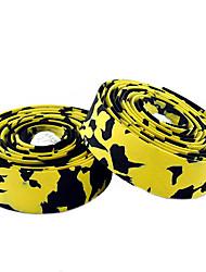 cheap -Bike Handlebar Tape / Tie Wrap Road Bike / Mountain Bike MTB Portable / Comfort / Anti-Slip Sponge - 2 pcs Black / Yellow / White / Blue