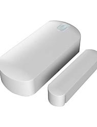 abordables -porte fenêtre sans fil capteur magnétique détecteur dispositif de sécurité à la maison