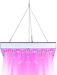 cheap -Grow Light LED Plant Growing Light 45 W 3600 lm 144 LED Beads Full Spectrum For Greenhouse Hydroponic White Red Blue 85-265 V Vegetable Greenhouse