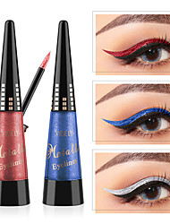 cheap -Color Pearlescent Eyeliner Shiny Diamond Highlight Liquid Eyeshadow Waterproof Durable Eye Makeup