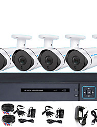 cheap -AHD 8CH DVR Monitoring Equipment Set Infrared Night Vision HD Camera 2 Million Monitor