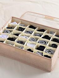 Недорогие -Ткань Прямоугольная Новый дизайн / Cool Главная организация, 1шт Мешки для хранения