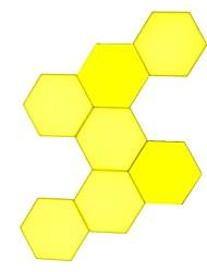 Недорогие -lifesmart ls160 креативная геометрия в сборе интеллектуальная панель управления свет - молочно-белый стиль s 7set creative light