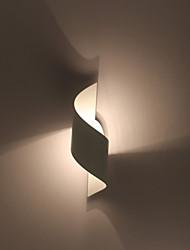 Недорогие -Творчество / Новый дизайн Простой / Современный современный Спальня / Кабинет / Офис Металл настенный светильник 110-120Вольт / 220-240Вольт 60 W