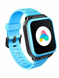 cheap -Xiaomi A3 Kids Smartwatch Android iOS WIFI 2G Waterproof Touch Screen GPS Sports Long Standby Call Reminder Activity Tracker Find My Device Community Share Calendar