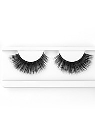 cheap -Neitsi One Pair False Eyelashes Extensions Black Mini Lases Extensions Soft 3D Eyelashes High Quality Dramatic Charming Eyelashes