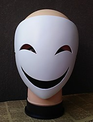 cheap -Mask Halloween Mask Inspired by Clown White Adults' Men's Women's