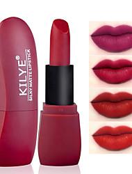 abordables -marque kilye velours mat rouge à lèvres hydratant mat maquillage sec longue tenue pour les lèvres