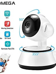 cheap -INQMEGA IP Camera Wireless 720P Home Security Surveillance CCTV Network Camera Night Vision Two Way Audio Baby Monitor V380