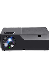 cheap -AUN M18 LED Projector 350 lm Other Support