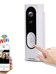 cheap -Vikewe M13 Smart Home Security Remote Surveillance Camera Voice Intercom Wireless Wifi Video Doorbell
