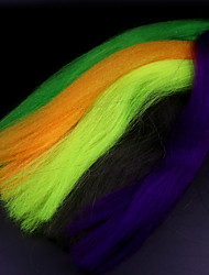 cheap -1 pcs Fly Tying Materials Nylon Fiber Fly Fishing