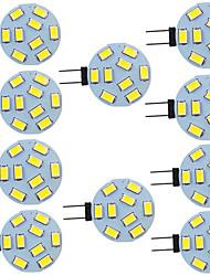 cheap -10pcs 2 W LED Bi-pin Lights 280 lm G4 9 LED Beads SMD 5730 9-30 V